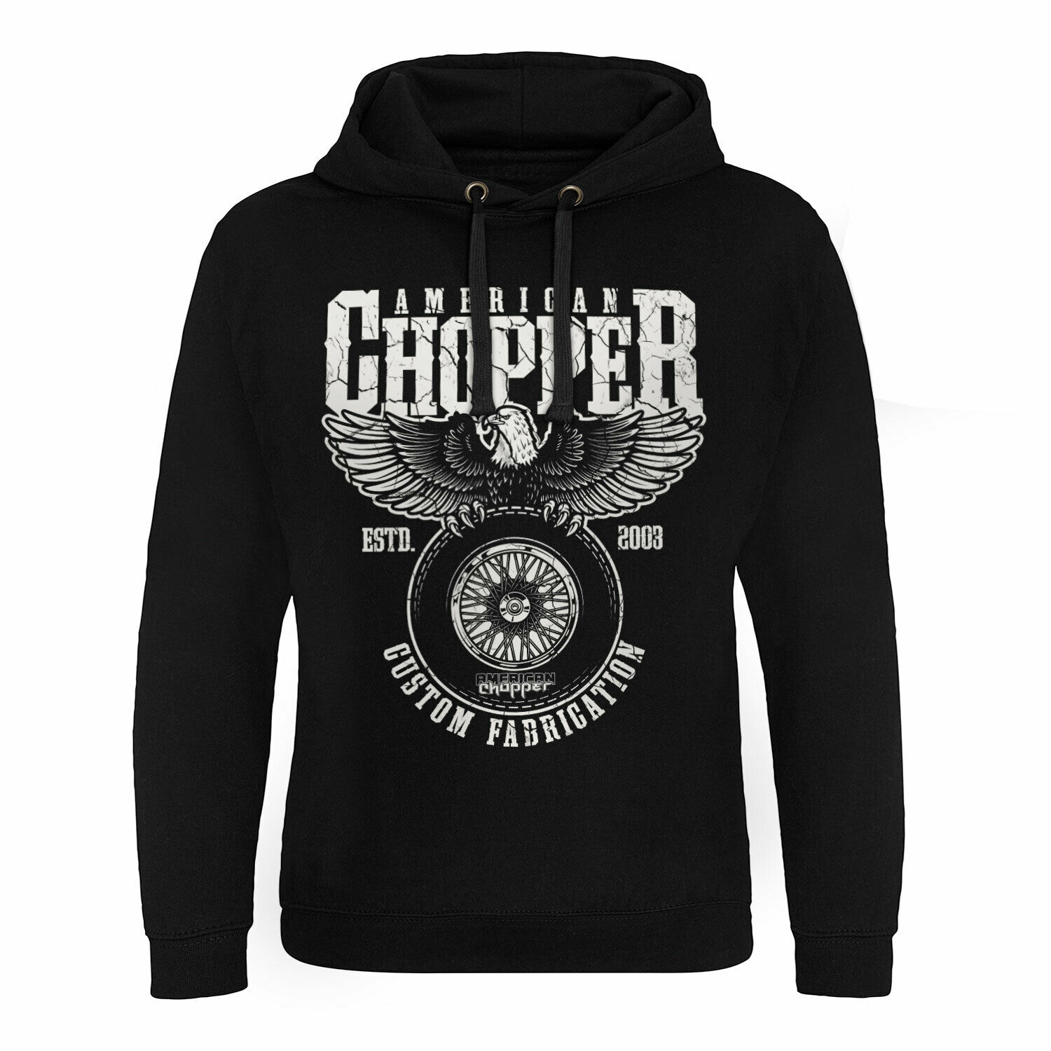 Officially Licensed American Chopper- Custom Fabrication Epic Hoodie S-XXL Sizes