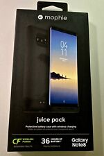 brand new a6415 12f06 mophie Juice Pack Battery Case Wireless Charging for Samsung Galaxy ...