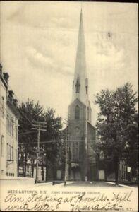 Middletown-NY-First-Presbyterian-Church-TUCK-1024-c1905-Postcard