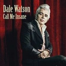 DALE WATSON - CALL ME INSANE [SLIPCASE] NEW CD
