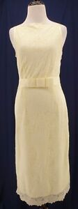 Isaac-Mizrahi-for-Target-4-Cream-Victorian-Lace-Ribbon-Belt-Party-Wedding-Dress