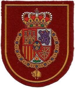 PARCHE-GUARDIA-REAL-FELIPE-VI-REAL-GUARD-KING-SPAIN-EB01066
