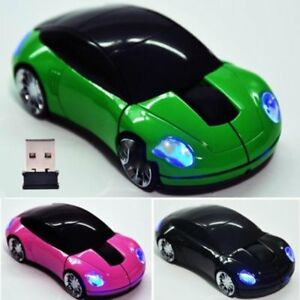 Cool-Car-2-4GHz-Wireless-Cordless-Optical-Mouse-Mice-USB-Receiver-for-PC-Laptop