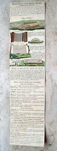 1845-SPLENDIDO-FOGLIO-VIGNETTE-SUI-METODI-PER-CACCIARE-VOLATILI-E-CANI-DA-CACCIA