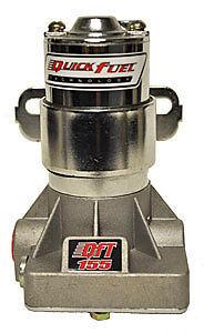 Quick Fuel Electric Fuel Pump 155 GPH 7-14 psi GAS RACING FUEL 30-155