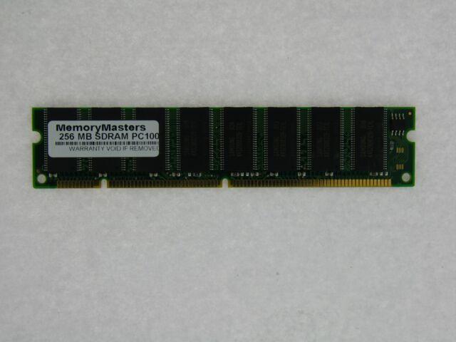256MB  MEMORY 32X72 168 PIN PC100 8NS 3.3V ECC REG SDRAM RAM DIMM
