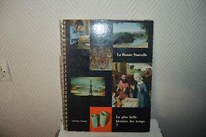 Antique-Book-Album-Image-Suchard-La-More-Belle-History-of-the-Time-3-1962