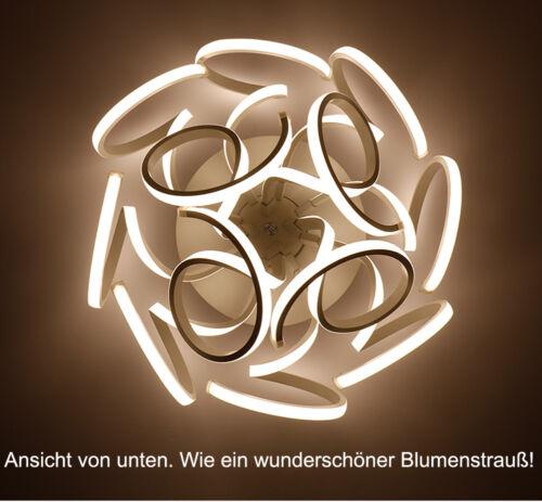 LED plafonnier xw036 avec télécommande couleur de la lumière//Luminosité réglable A
