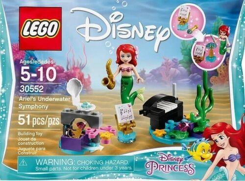 Lego Disney Princess Ariel/'s Underwater Symphony 30552 Polybag BNIP