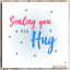 Sorry For Your Loss Card Sympathy Thinking of You Miss You Hug Get Well Cancer