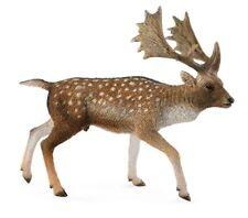 Damhirsch 10 cm Wildtiere Collecta 88685