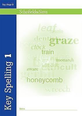 1 of 1 - Key Spellings Book 1 (Bk. 1)-ExLibrary