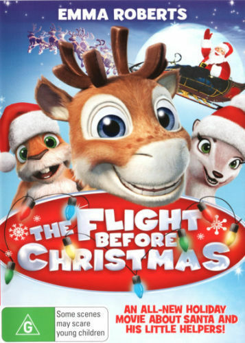 1 of 1 - The FLIGHT Before CHRISTMAS DVD CHRISTMAS MOVIES BRAND NEW R4
