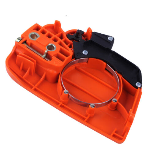 Clutch Sprocket Cover Chainsaw Brake Assembly fit for Husqvarna 235 236 240 350