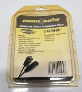 Garmin Adapter Cable Free Shipping Minn Kota MKR-US-1 Universal Sonar