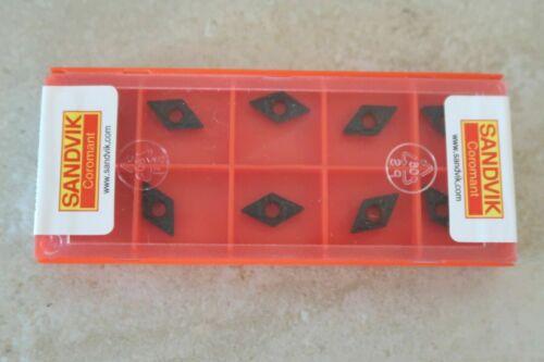 1.5 10 pcs SANDVIK carbide inserts DCMT 2 DCMT 070204-PM Grade 4225 1-PM
