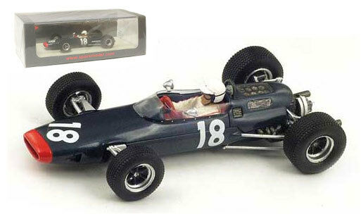 Spark s4480 Lotus 25 BRM   18 GP Pays-Bas 1967-Chris Irwin, échelle 1 43,