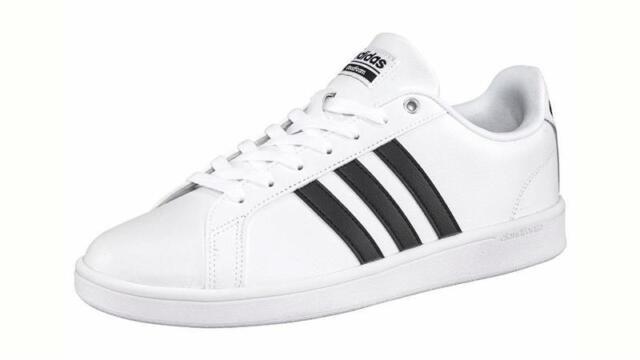 adidas Neo Cloudfoam Advantage Sneaker AW4294 White/Black *UVP 69,99