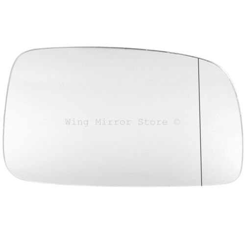 Right Driver Side WIDE ANGLE WING DOOR MIRROR GLASS For Toyota Corolla 2005-2009