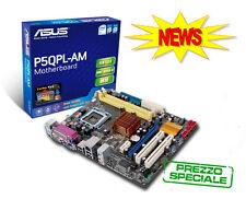 ASUS P5QPL-AM Socket LGA 775 // supporta Core™2 Quad // Scheda Madre Mainboard