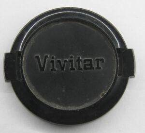 58mm  - Front Snap On Lens Cap - Vivitar - USED Z109