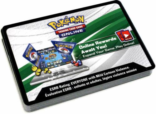 Pokemon Box Code Cards Through  Message.