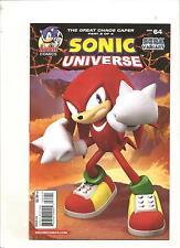 Archie Comics  Sonic Universe #64   Variant B  Edition