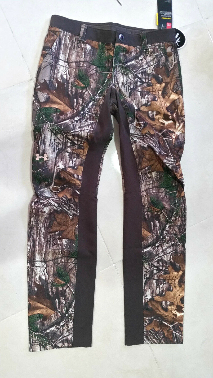 NEW UNDER ARMOUR  Damenschuhe  HUNTING PANTS  SIZE 8 COLOR  REALTREE