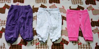 Girls' Clothing (newborn-5t) Baby Girl's Leggings Next,joggers Next & Corduory Bundle Size 6-9 Mths Mixed Items & Lots
