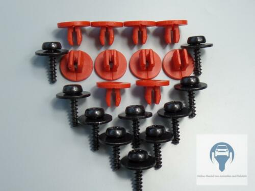 20 parti dispositivi di protezione posteriori ingranaggi Protezione clip per FORD C MAX FOCUS MONDEO
