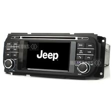 Car DVD GPS Radio Navigation For Jeep Grand Cherokee Dodge RAM Chrysler Sebring
