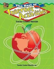 Best of Internet Activities by Shari Basch (1998, Paperback, New Edition,...