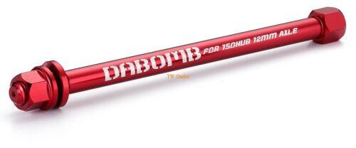 NIB Da Bomb ROTATE R-150 AXLE 12 mm x150 mm