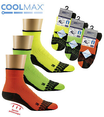 Neon-sneaker-sport-calze, Coolmax-port-socken, Coolmax It-it Mostra Il Titolo Originale