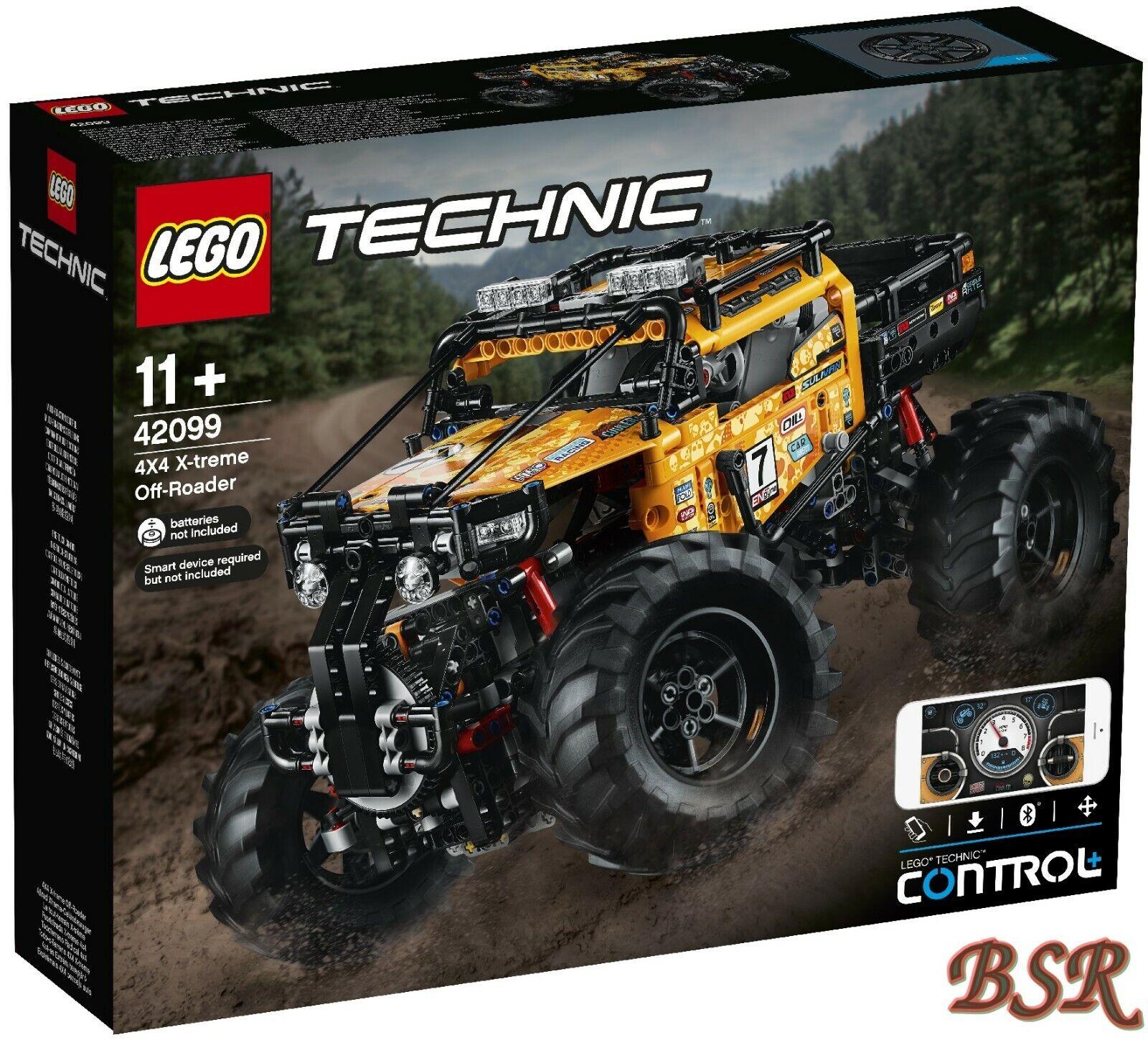 LEGO ® Technologie  42099 roues Xtreme-Véhicule Tout-terrain &  0. - expédition & NOUVEAU & NEUF dans sa boîte  40% de réduction