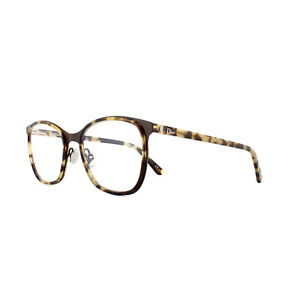 f9ad938f6 Dior Glasses Frames Dior Montaigne 42 FWI Matte Brown Havana 52mm ...