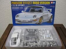 Porsche 911 GT 2 Road Version von TAMIYA im Maßstab 1:24 *NEU*