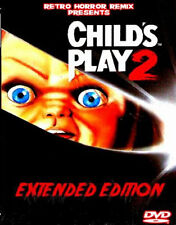 RARE! CHILD'S PLAY 2 UNCUT COMPOSITE DVD REALLY RARE!