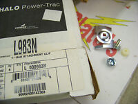 Cooper Lighting Halo L983n T-bar Attachment, Box Of 6
