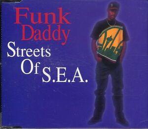 Funk-Daddy-Streets-Of-S-E-A-Maxi-Single-CD-von-1996-WIE-NEU