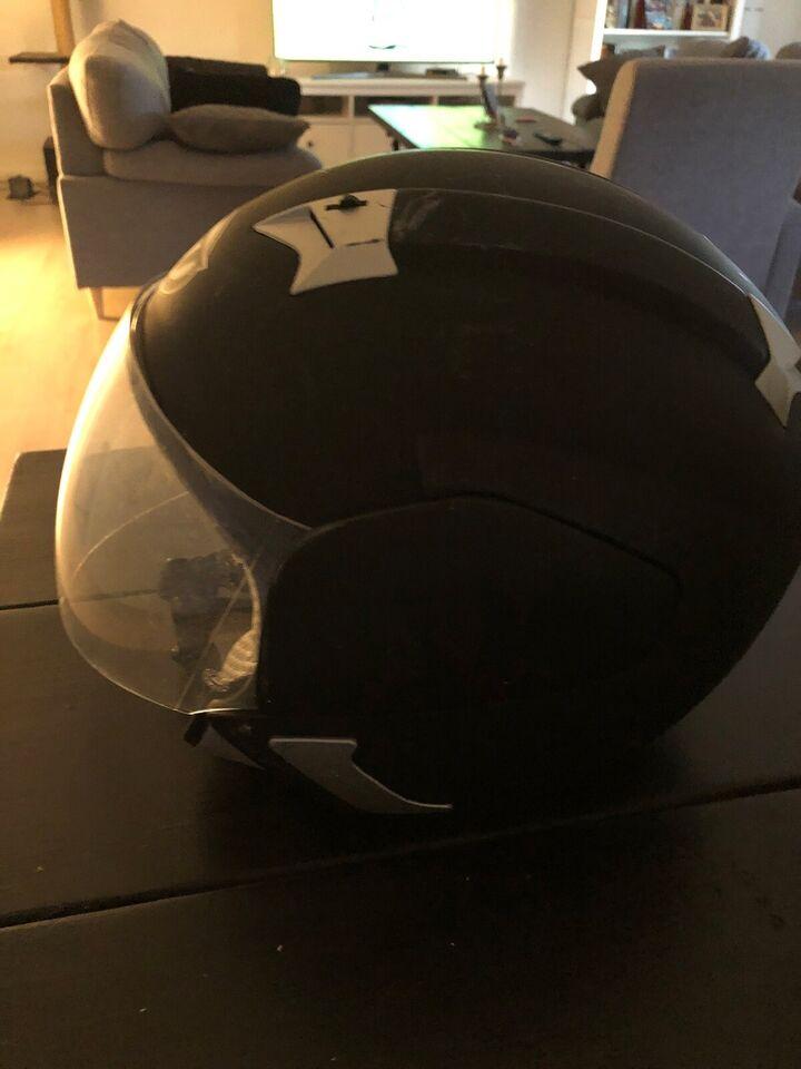 Hjelm, Mt Helmets, 1 gul og 1 sort