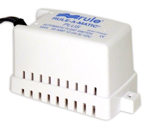 Rule A Matic Plus Bilge Pump Float Switch. Model 40A. Rule 360, 500, 800 etc