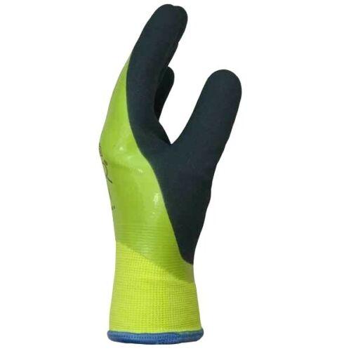 1 Paar SUPERWORKER® DryWorker Größe:10 wasserdichte Latex-//Montagehandschuhe