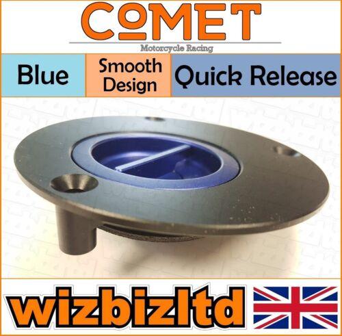 Comet azul de liberación rápida Tapa De Combustible Yamaha YZF600R Thundercat 1996-2002 FC537QBU