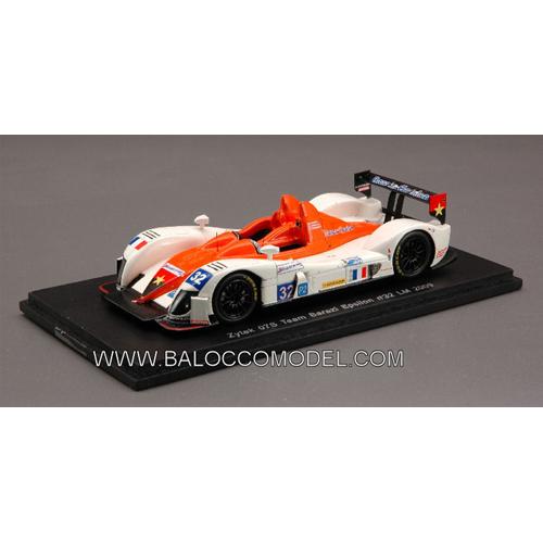 ZYTEK 07 S N.32 Le Mans 2009 1:43 Spark Model Auto Competizione Spark Model