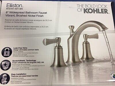 Bath Faucet Brushed Nickel R72781