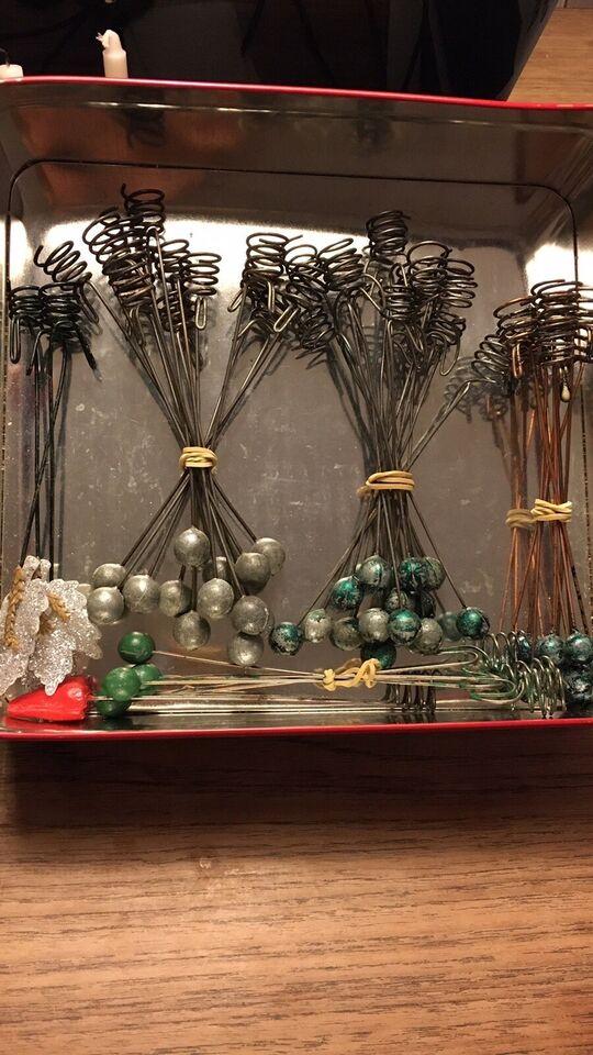 Lysholdere til juletræ