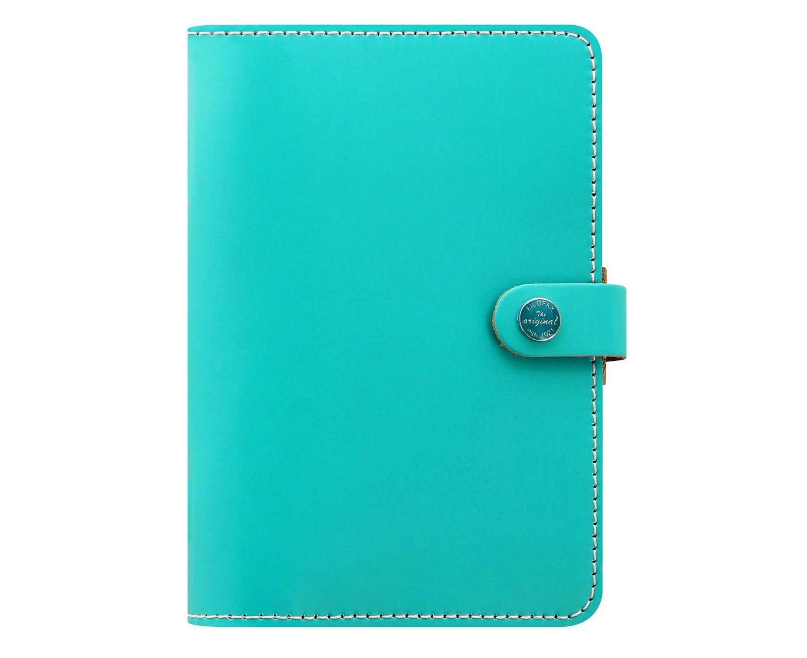 Filofax Personal Organiser The Original Turquoise