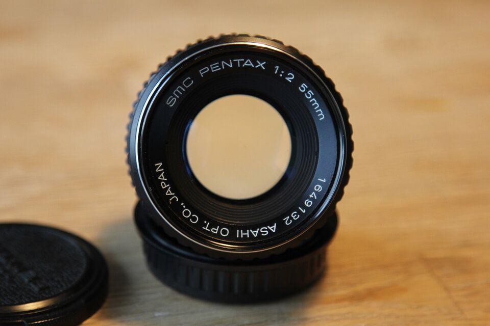 Portræt optik, Pentax, SMC Pentax