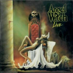 Angel-Witch-CD-Album-Angel-Witch-Live-Metal-Blade-CD-ZORRO-1-France-199-VG